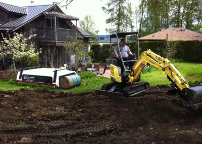 Dirty Digger Contracting Excavating Victoria Duncan BC Landscaping Services Cowichan Valley Duncan Nanaimo