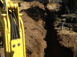 Need a sewer line replacement? Dirty Digger Contracting Cobble Hill to Nanaimo
